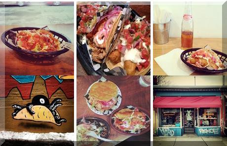 Seven Lives Tacos Y Mariscos collage of popular photos