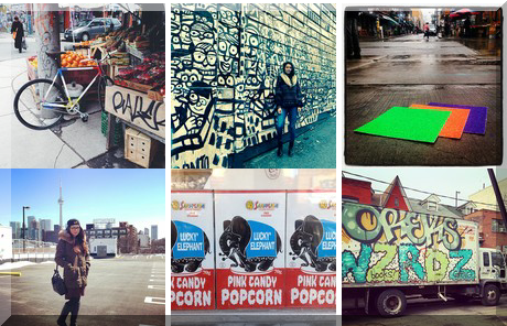 Kensington Fruit Market collage of popular photos