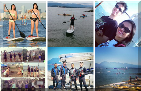 Windsure Adventure Watersports collage of popular photos