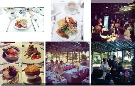 Brock House Restaurant collage of popular photos