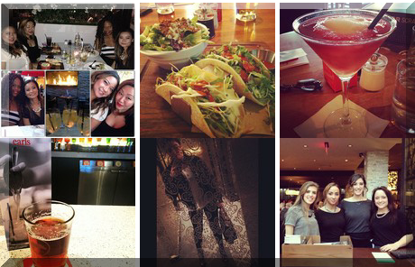 Earls Restaurant & Bar collage of popular photos