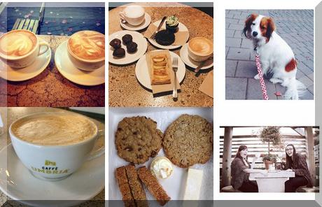 Pure Vanilla Bakery & Café collage of popular photos