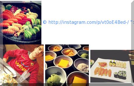 Masa Sushi collage of popular photos