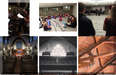 CHRIST CHURCH CATHEDRAL HALL collage of popular photos