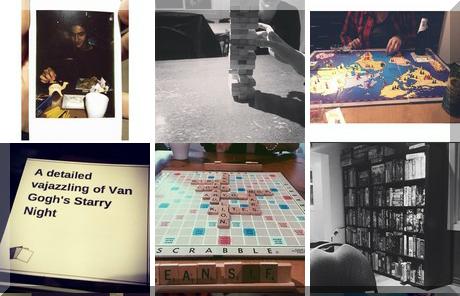 Monopolatte collage of popular photos
