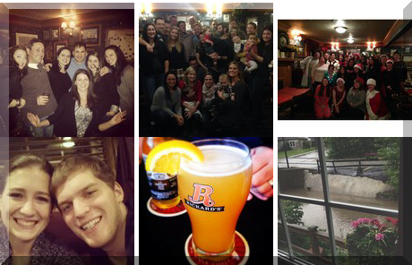 The Crow's Nest Pub collage of popular photos