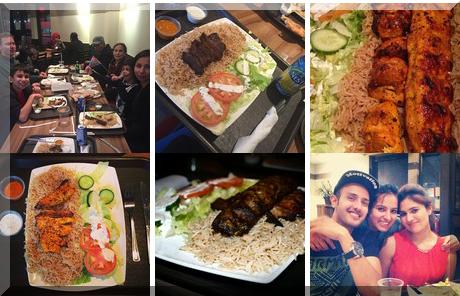 Kandahar Kabab collage of popular photos