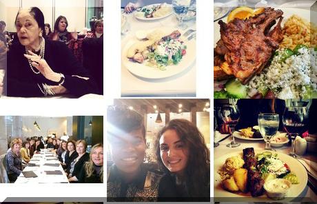 Penelope Restaurant collage of popular photos