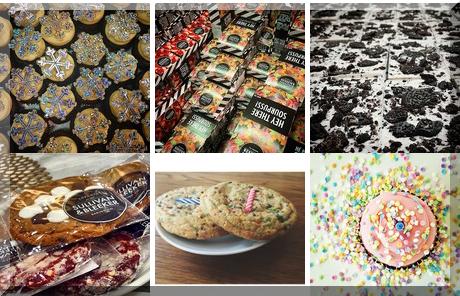 Sullivan & Bleeker Baking Co. collage of popular photos