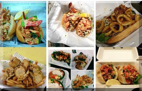 Fish Street Market & Open Kitchen collage of popular photos