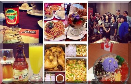 Max's Restaurant collage of popular photos