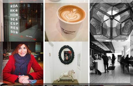 Dark Horse Espresso Bar collage of popular photos