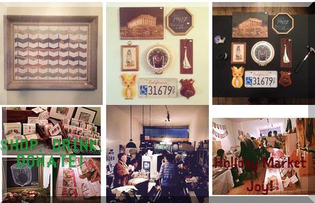 Redline Coffee and Espresso collage of popular photos