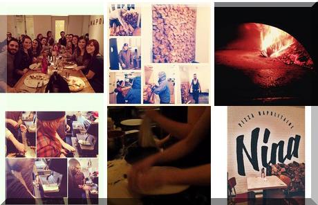 Nina Pizza Napolitaine collage of popular photos