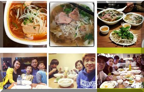 Xe Lua Vietnamese Cuisine 火車頭 collage of popular photos