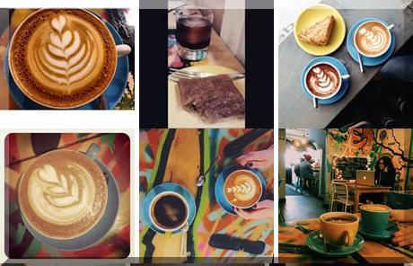 de mello palheta coffee roasters collage of popular photos