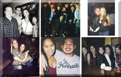 The Portside Pub collage of popular photos