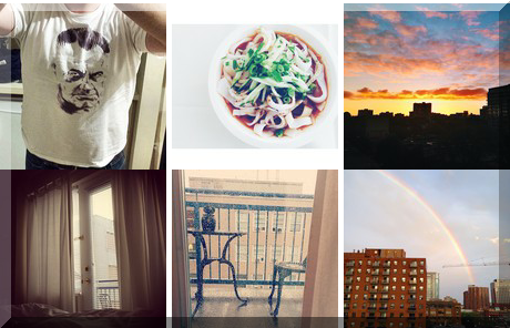 Byward Blue Inn collage of popular photos