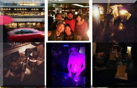 The Blackbird Public House & Oyster Bar collage of popular photos