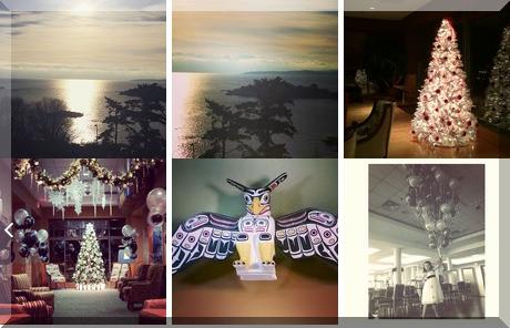 CFB Esquimalt Wardroom collage of popular photos