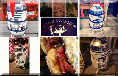 Greenwood Smokehouse BBQ collage of popular photos