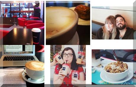 Aroma Espresso Bar collage of popular photos