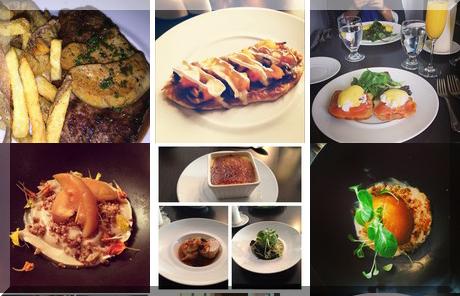 Celestin Restaurants collage of popular photos