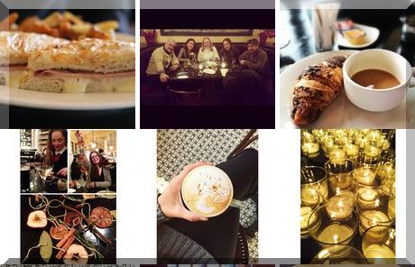 The Savoy Brasserie collage of popular photos