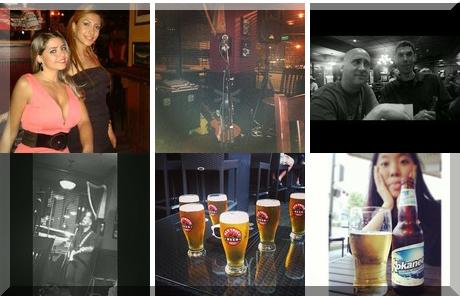 Ceili's Irish Pub collage of popular photos