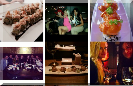 Blowfish Restaurant & Saki Bar collage of popular photos