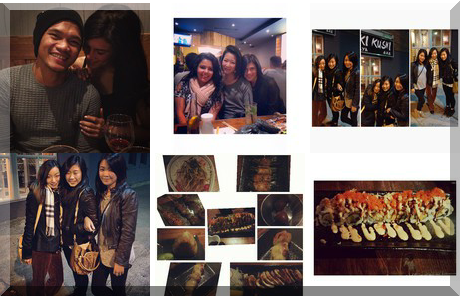 Yakikushi Bar collage of popular photos