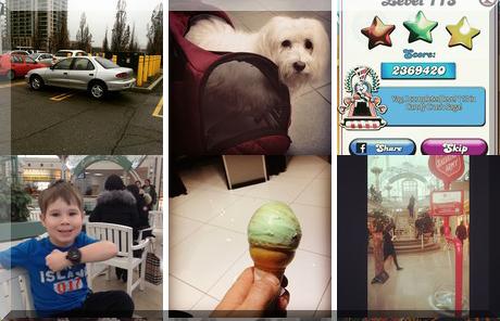 Sherway Gardens collage of popular photos