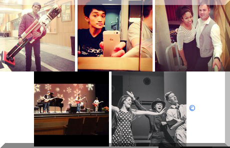 Richmond Hill Centre for the Performing Arts collage of popular photos