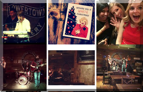 Lowertown Brewery collage of popular photos