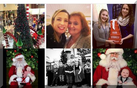Avalon Mall collage of popular photos