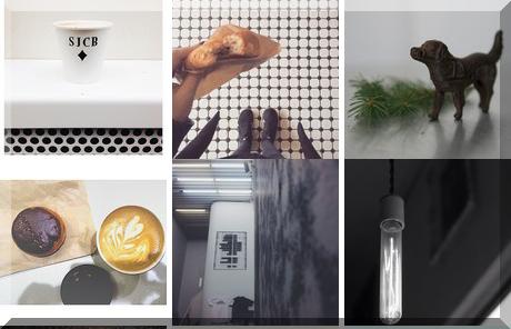 Sam James Coffee Bar collage of popular photos
