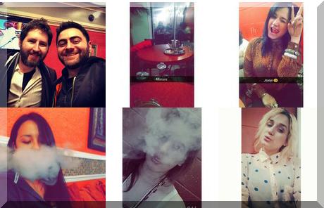 Casablanca Cafe collage of popular photos
