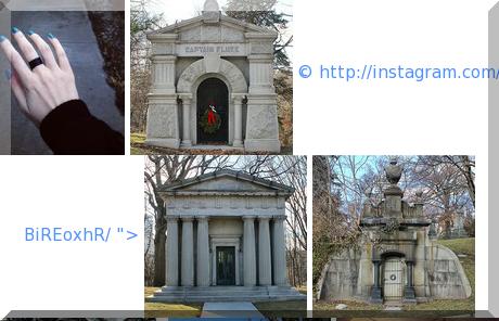 Mount Pleasant Cemetery collage of popular photos