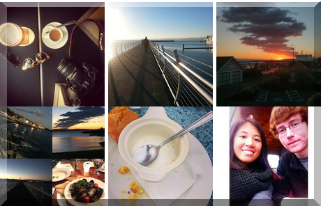 Breakwater Cafe & Bistro collage of popular photos