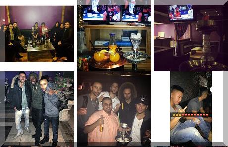 Mandala Cafe & Lounge collage of popular photos
