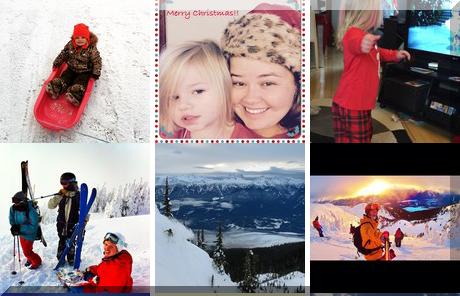 Revelstoke, BC collage of popular photos