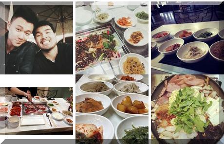 Seoul Garden Korean Restaurant collage of popular photos