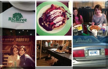 Richtree Market Restaurant collage of popular photos