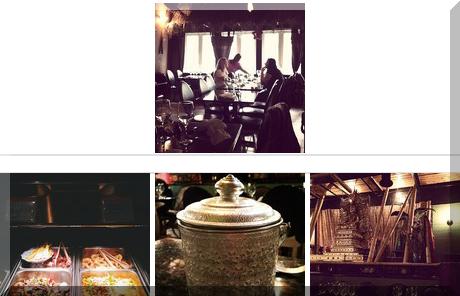 Rose Garden Thai Restaurant collage of popular photos