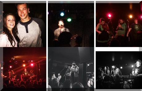Mavericks collage of popular photos
