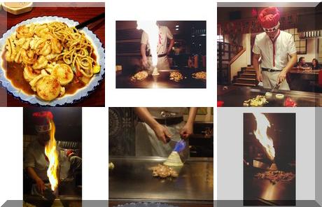 Edoko Japanese Steak House collage of popular photos