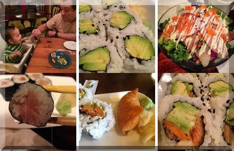 Kuma Japanese Restaurant collage of popular photos