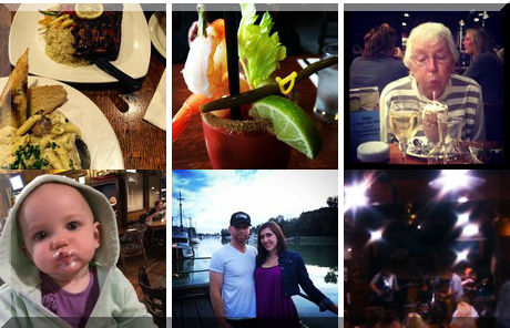 Sharkey's Seafood Bar & Grille collage of popular photos
