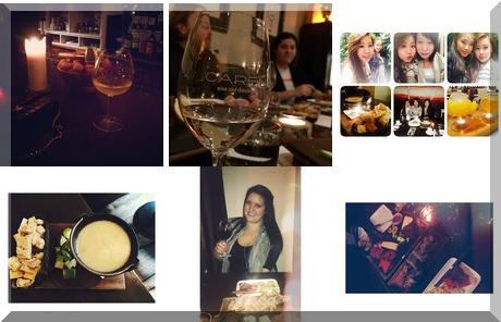 Caren's Wine & Cheese Bar collage of popular photos