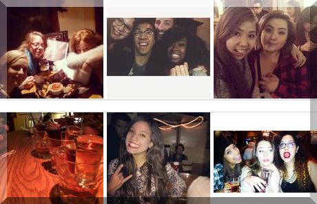 The Madison Avenue Pub collage of popular photos